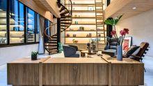 泰國曼谷Home Office新模式!住宅辦公結合一體的精緻建築