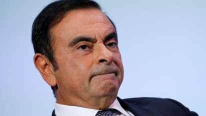 The rise and abrupt fall of NIssan Chair Carlos Ghosn