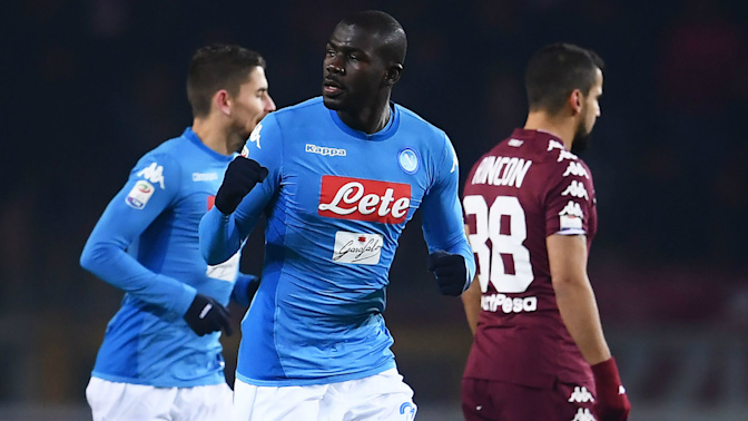 Napoli's late header shocks Serie A back into life