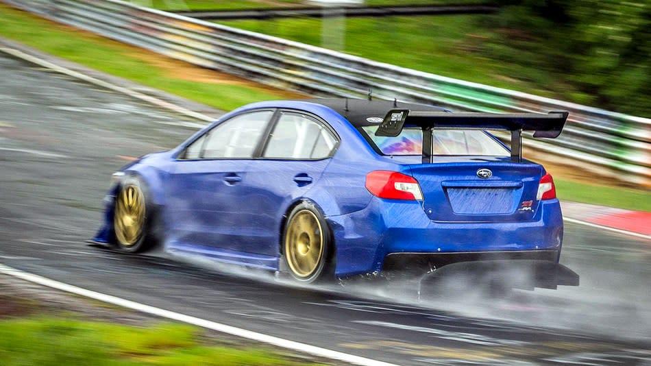 「6分57.5秒」勇奪紐柏林「最速」跑房頭銜,Subaru將推出「市售」最競技WRX STI Type RA版本!