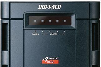 Buffalo intros 1TB / 2TB DriveStation Quattro hard drives