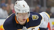 Jack Eichel trade rumors: 'Calls taken' for Sabres star; Rangers reportedly interested
