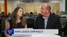 ASML Leads Chip Rally