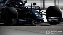 Hamilton two points from race ban after Russia penalties