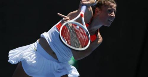 Tennis - WTA - Biel - Biel : Pauline Parmentier battue d'entrée