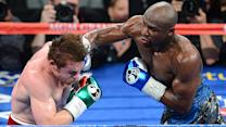 Floyd Mayweather confident heading into fight