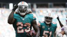 Dolphins pressing fantasy questions: Ajayi packs plenty of high-round promise