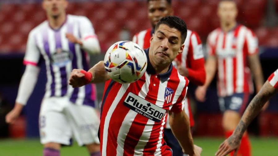 El Valladolid sostiene al Atlético al descanso (0-0)
