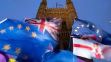 UK's Johnson threatens election if MPs derail Brexit timetable