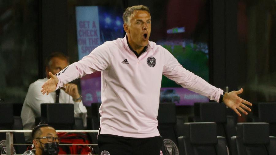 MLS notebook: Inter Miami's mess, Nashville unbeaten