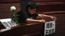 Hong Kong lawmakers grill security chief over protest violence