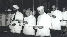 71 key events since Independence in India