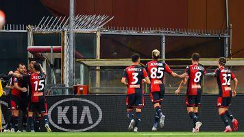 Genoa-Verona 3-0: Sanabria regala la salvezza al Grifone