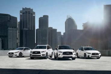 Infiniti限時推出「前景無限」購車優惠、全車系入主享30萬現金折價或最高100期分期貸款!