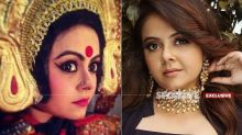 Navratri 2020: Devoleena Bhattacharjee Turned Goddess And Performed On Popular Durga Puja Song, Aigiri Nandini - EXCLUSIVE PICTURE