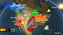 Millions face severe weather threat