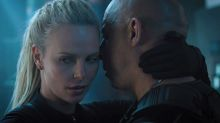 'The Fate of the Furious' Blu-ray Exclusive Clip: Vin Diesel on His Screen Chemistry With Charlize Theron