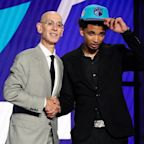 Hornets 'very surprised' James Bouknight fell to them in NBA draft