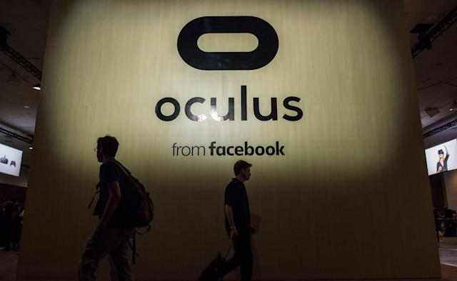 Oculus' plan to rule VR is to throw more money at it