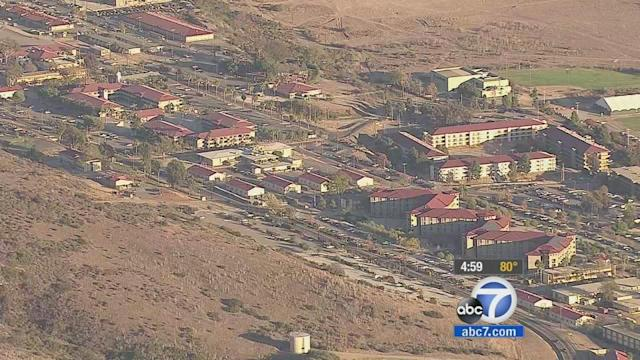 4 Marines killed in Camp Pendleton firing range accident