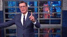 Colbert Gives Trump A Reminder Of His Own Ugly Past: 'Racism Is Your Brand!'