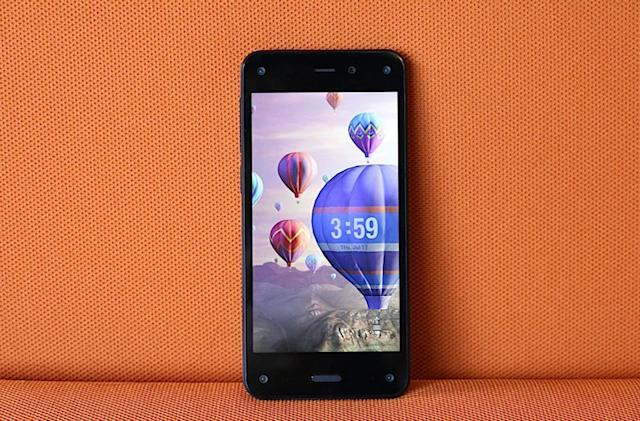 Amazon stops selling the Fire Phone