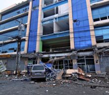 Philippines starts to repair damage in quake-hit southern province