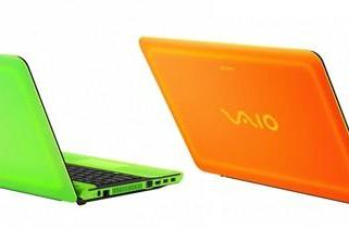 Sony VAIO CA and CB pack the latest Core i5 power for those who can look past the neon