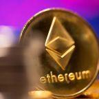 Digital coin ether hits record high as 2021 gains near 500%