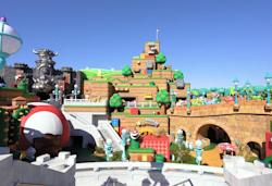 Super Nintendo World will open March 18th with strong COVID-19 measures
