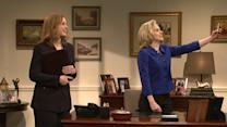 Hillary Clinton Election Video Opens SNL