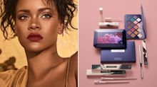 Rihanna Announced the New Fenty Beauty Moroccan Spice Palette on Instagram