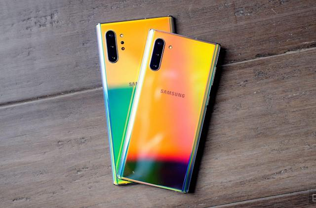 All the important news from Samsung's Galaxy Note 10 event