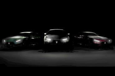 Maserati Ghibli / Quattroporte Trofeo車型 8/10現身