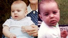 Prince Louis Looks Just Like Baby Kate Middleton and We're Shook