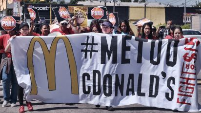 McDonald's faces new sexual harassment charges