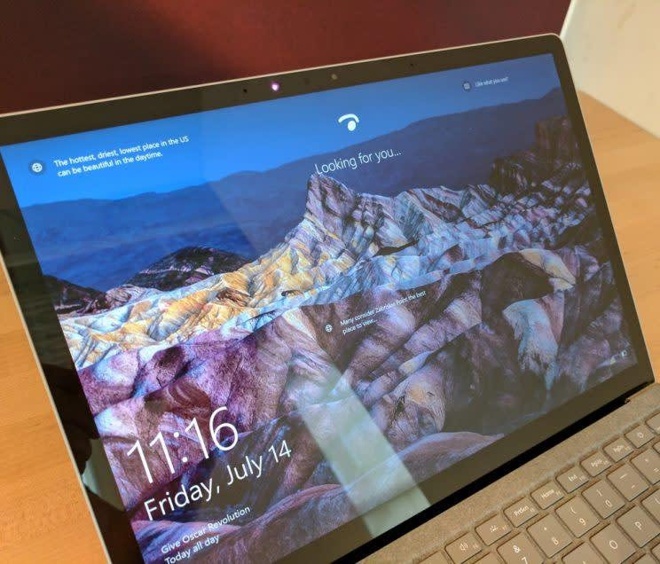 Surface Laptop.