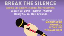 University's sexual harassment concert backfires by forcing female attendees to adhere to a strict dress code