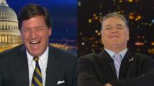 Sean Hannity and Tucker Carlson blast Robert De Niro's anti-Trump remarks: 'He's just a has-been actor'