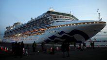 Coronavirus: murieron dos personas contagiadas en el crucero de Japón