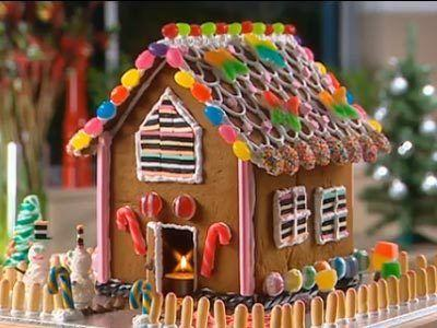 How To Make Your Own Gingerbread House