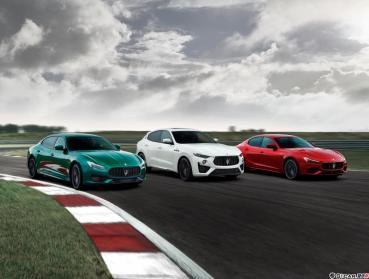 Maserati Trofeo高性能車系強勢來襲  前所未見的Maserati 跑格魅力