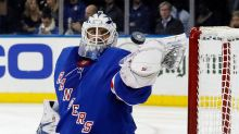 Henrik Lundqvist's new Capitals uniform includes Rangers twist