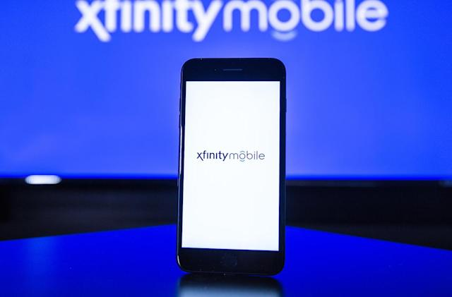 Comcast will limit Xfinity Mobile video streaming resolution