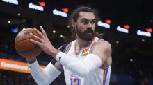 Steven Adams jokes he stayed sharp for NBA restart by 'boxing out cows' on family farm