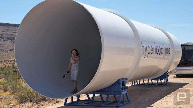 Estas son las rutas que baraja Hyperloop One para conectar Europa