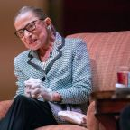 Politicians, celebrities praise Justice Ginsburg. 'There will never be another like her'