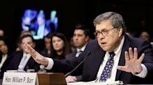 AG nominee Barr 'can conceive' of jailing journalists 'as a last resort'
