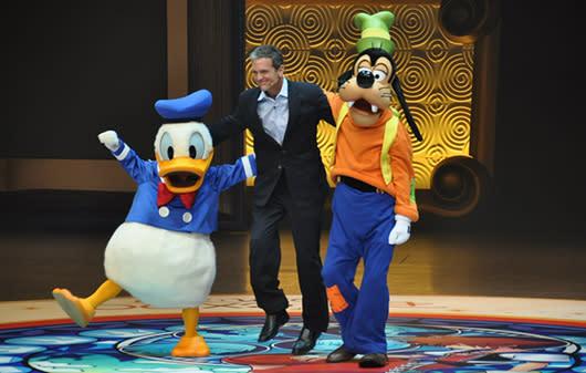 Disney Interactive co-president John Pleasants resigns