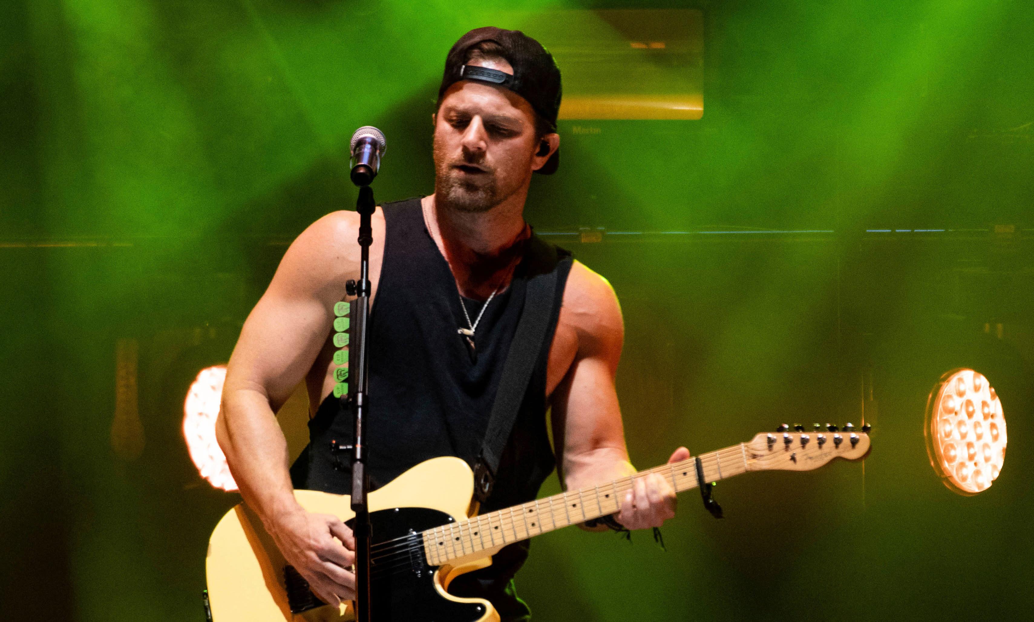 Kip Moore Previews New Album With Heartland Rocker 'She's Mine'